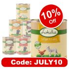 Lukullus Mixed Trial Pack 6 x 200g/ 400g/ 800g