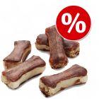 Lukullus ossos recheados com vaca para cão - Pack económico