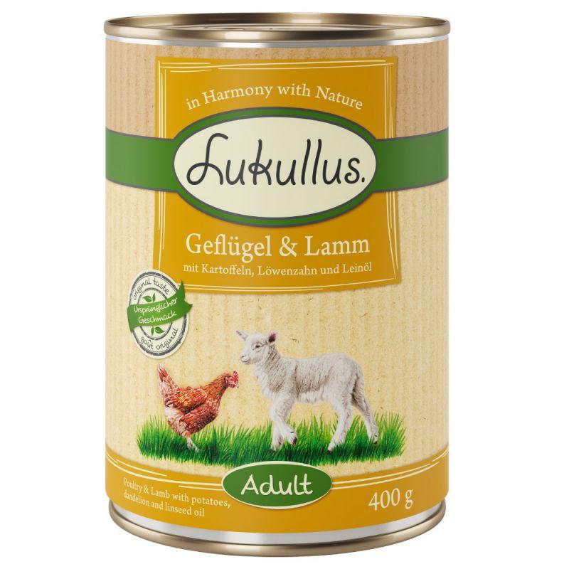 Lukullus Pollame & Agnello