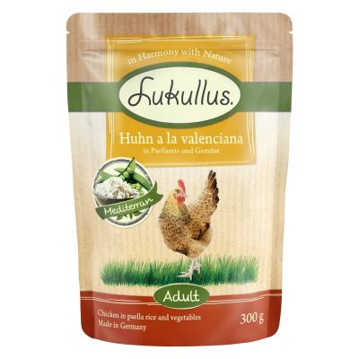 Lukullus Pouches Mixed Trial Pack 6 x 300g