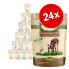 Lukullus Pouches -tuorepussit: säästöpakkaus 24 x 300 g