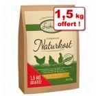 Lukullus poulet, riz complet 15 kg + 1,5 kg offert !