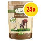 Lukullus sin cereales en bolsitas 24 x 300 g - Pack ahorro