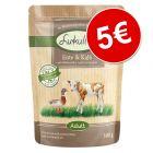 Lukullus sin cereales en bolsitas 6 x 300 g ¡por solo 5€!