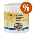 LUPO Biotin+ biotina para mascotas ¡con gran descuento!