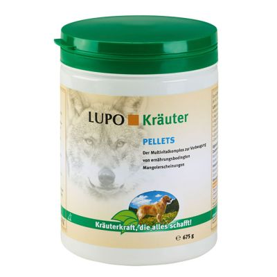 LUPO Herb Pellets