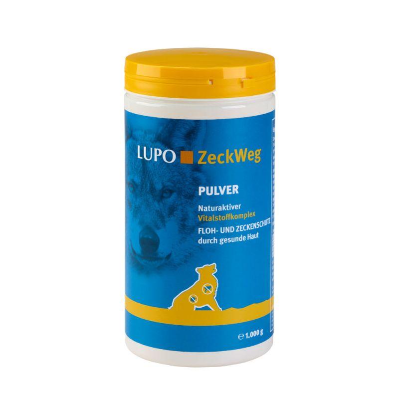 LUPO ZeckWeg anti-tiques pour chien