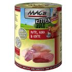 MAC´s Cat kitten -kissanruoka 400 g