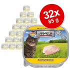 MAC's Cat tacki, 32 x 85 g