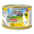 MAC's Mono Sensitive 6 x 200 g en latas para gatos