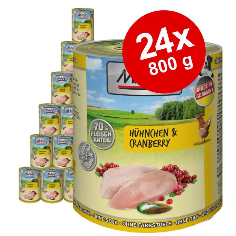 MAC's Adult -säästöpakkaus 24 x 800 g