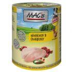 MAC's Adult 6 x 400 g pour chien