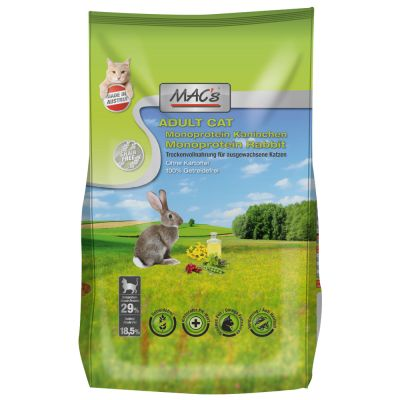 MAC's Cat Adult Monoprotein, królik