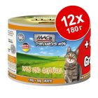 Икономична опаковка MAC´s Cat Feinschmecker 12 x 180 г