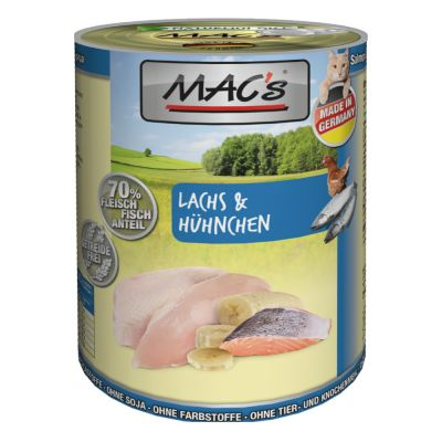 MAC´s Cat Kattenvoer 6 x 400 g
