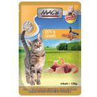 MAC´s Cat Maaltijdzakjes Kattenvoer 12 x 100 g