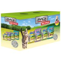 MAC´s Cat Multipak Kattenvoer 12 x 100 g