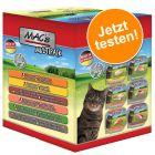 MAC's Cat Schale Katzenfutter Probierpaket 6 x 85 g