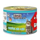 MAC's Fin Gourmet 6 x 100 g pour chat