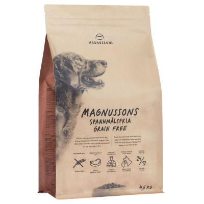 MAGNUSSONS Grain Free