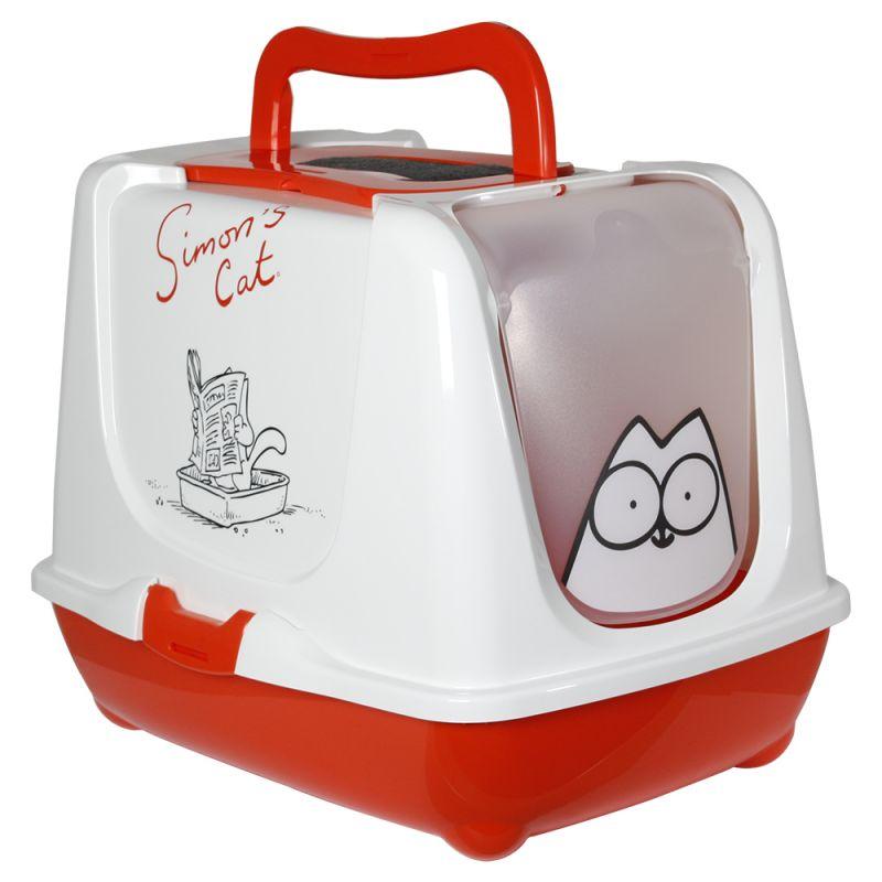 Maison de toilette Simon's Cat pour chat