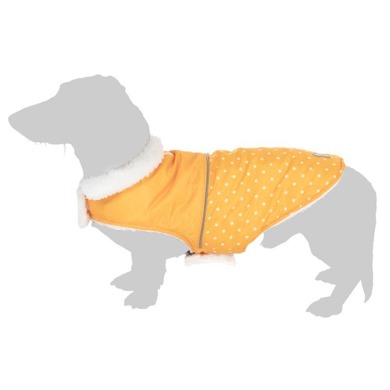 Manteau Cozy Polkadots pour chien