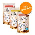 Míchané balení Catessy křupavé taštičky 3 x 65 g
