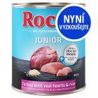 Míchané balení na vyzkoušení Rocco Junior 6 x 800 g