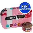 Míchané balení na zkoušku: Cosma Thai/Asia v želé