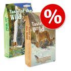 Míchané balení Taste of the Wild 2 druhy