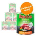 Mešano poskusno pakiranje Rocco Menue 6 x 800 g