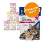 Mešano poskusno pakiranje: 6 x 100 g Feline Porta 21