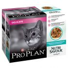 Megapack Purina Pro Plan Nutrisavour Delicate 10 x 85 g