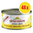 Megapack Almo Nature Legend 48 x 70 g