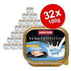 Megapack Animonda Vom Feinsten Adult Milkies 32 x 100 g
