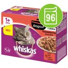 Megapack Whiskas Casserole / Ragout 96 x 85 g