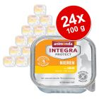 Megapakiet Animonda Integra Protect Adult Renal, tacki, 24 x 100 g