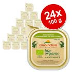 Megapakiet Almo Nature BioOrganic Maintenance, 24 x 100g