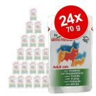 Megapakiet Almo Nature Jelly, 24 x 55 g