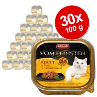 Megapakiet Animonda vom Feinsten Adult NoGrain w sosie, 30 x 100 g