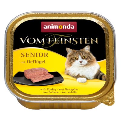 Megapakiet Animonda vom Feinsten Senior, 30 x 100 g