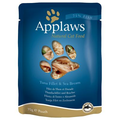 Megapakiet Applaws Selection, 24 x 70 g