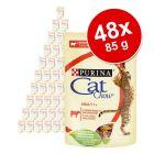 Megapakiet Cat Chow, 48 x 85 g