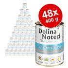 Megapakiet Dolina Noteci Premium, 48 x 400 g