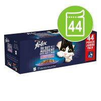 Megapakiet Felix Fantastic w niskiej cenie,  44 x 85 g