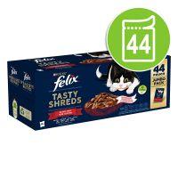 Megapakiet Felix Tasty Shreds, 44 x 80 g
