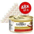 Megapakiet Gourmet Gold Ragout, 48 x 85 g