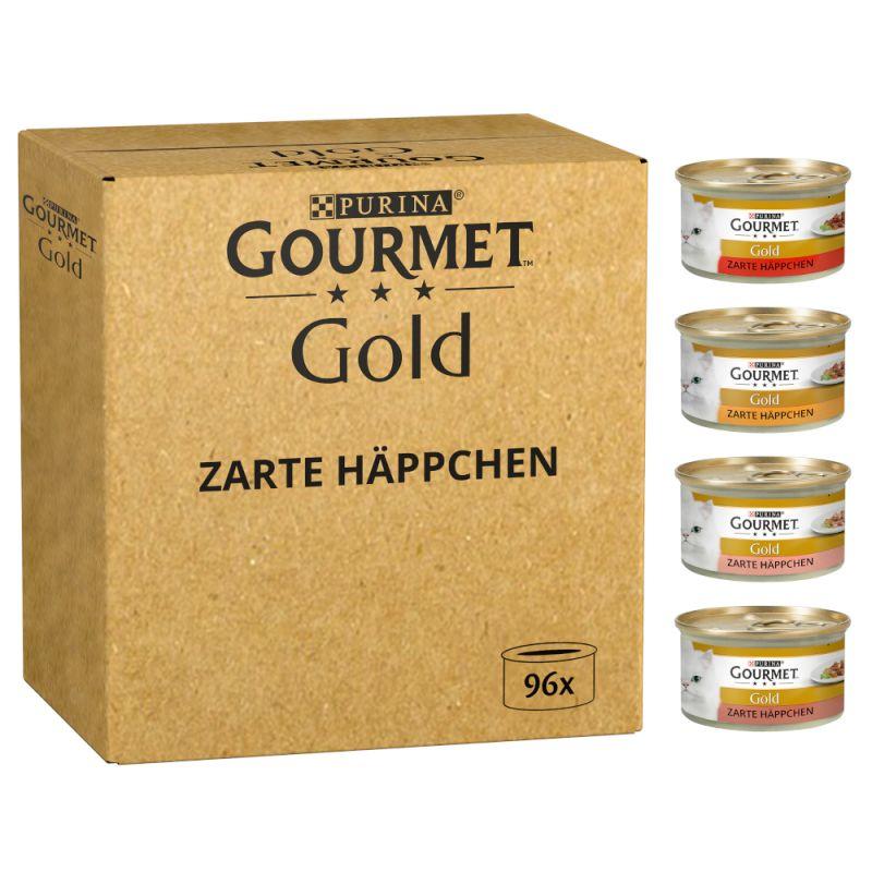 Megapakiet Gourmet Gold 96 x 85 g
