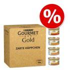 Megapakiet Gourmet Gold 96 x 85 g w super cenie!