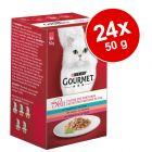 Megapakiet Gourmet Mon Petit, 24 x 50 g